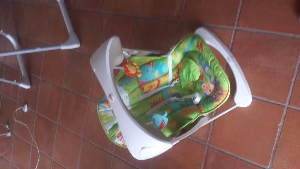 Altalena per neonati