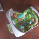 Altalena per neonati – Giochi per bambini da 0 a 6 mesi