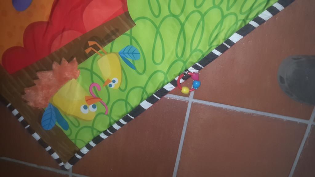 Tappeto per bambini con giochi