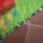 Tappetino – Giochi per bambini da 0 a 6 mesi