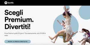 Spotify premium è la migliore applicazione per musica in circolazione