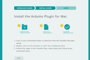 connessione wireless Arduino Web Edition