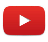 L' icona di youtube sul cellulare