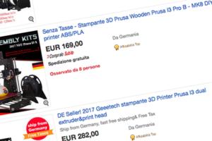 stampanti 3d economiche fino a 300 euro