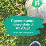 Stati whatsapp: cosa sono e come si aggiornano