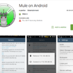 emule per android. Scarica con tablet/cellulare