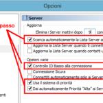 Server Emule. Come aggiornarla automaticamente.