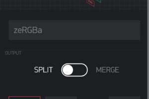 widget ZRGBA per la gestione delle strisce led attraverso il cellualare