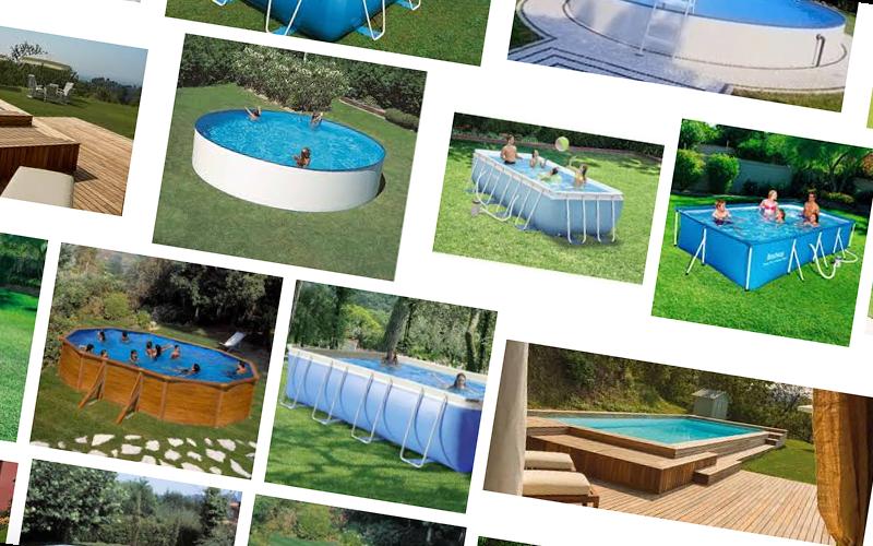 Le piscine fuori terra - Piscine fuori terra autoportanti ...