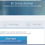 B1. Il sito per aprire file zip e rar gratis