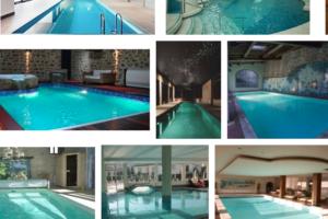 esempi di piscina interna tratti da google immagini