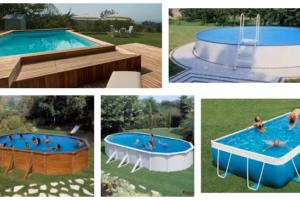 piscine fuori terra - soluzioni a confronto