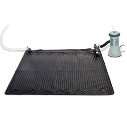 scaldare l'acqua della piscina - pannelli solari basic