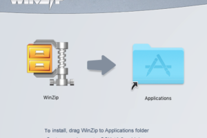 win zip per mac - installazione