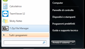 Come zippare un file con 7zip