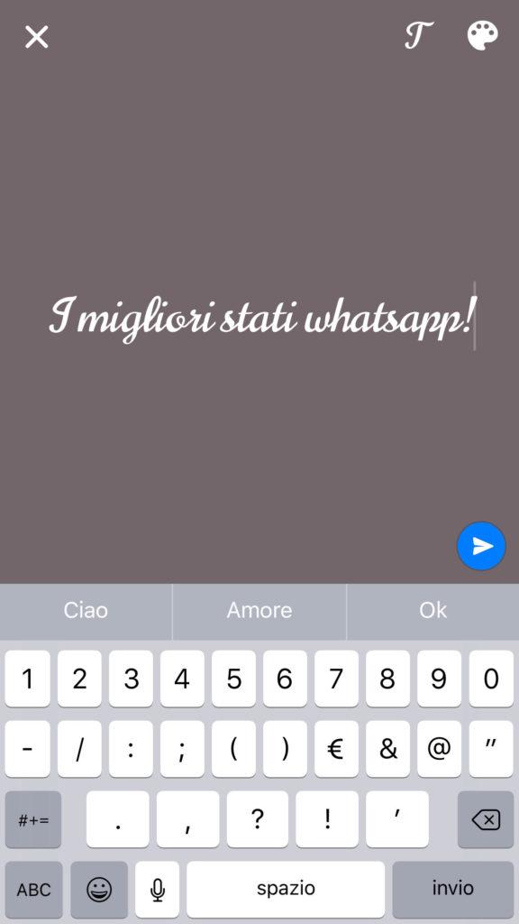 stati whatsapp belli - i migliori