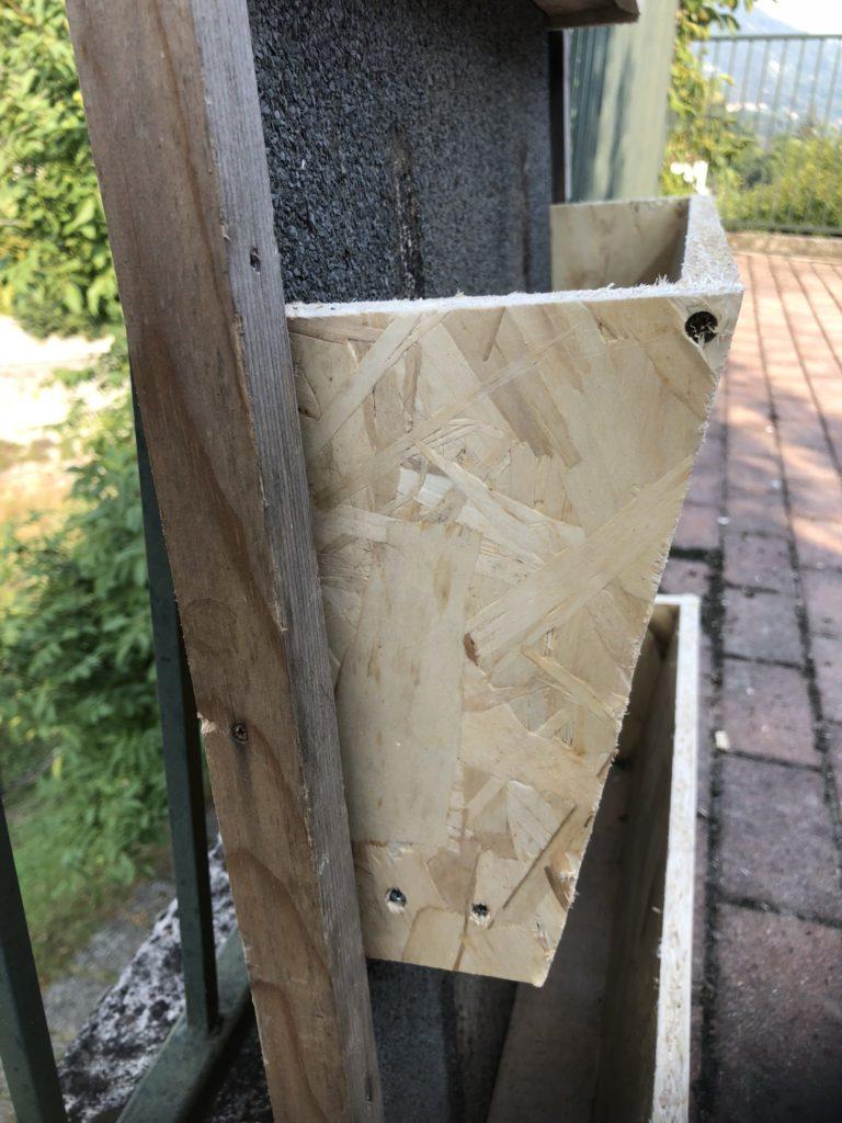 orto verticale - costruzione