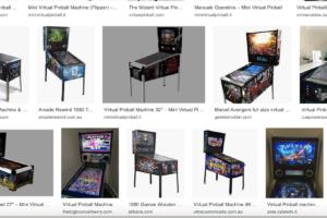 Flipper Virtuali Digital Pinball vari modelli